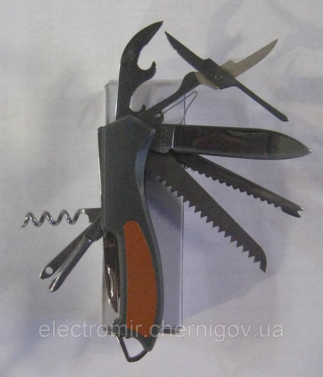 Нож складной KF-3011 LG5 (11 функций)