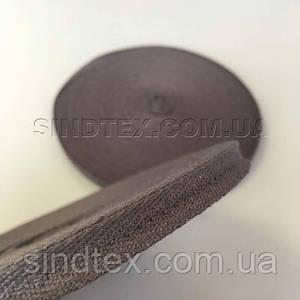 Серая киперная лента 1 см (киперная тесьма 10мм) (6-БК-007)