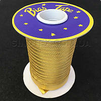 Косая бейка парча, золото (6-2274-М-965)