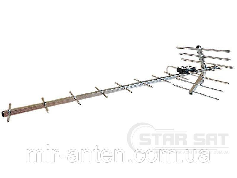Ефірная антена 16-ка yagi