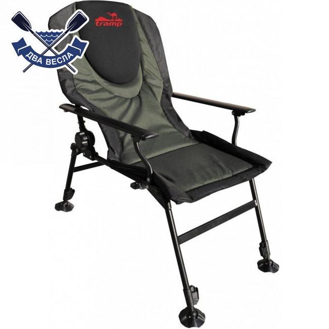 Карповое кресло Chairman TRF-031, до 150 кг, сиденье 53*47 см, телескопические ножки