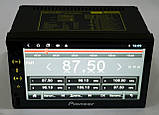 "Автомагнитола пионер Pioneer FY6503 GPS 7"" Android WiFi, фото 2"