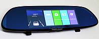 """Автомобильный регистратор-зеркало DVR H10 Full HD 7"""" сенсорный экран + камера заднего вида"""