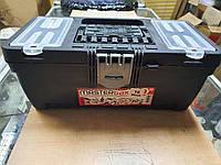 ЯЩИК для рыбалки, инструментов,органайзер 16 дюйм Турция! ящик-органайзер! Ящик для инструментов. 40/21/16, фото 1