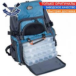 Водонепроницаемый рюкзак 30 л туристический 45х41х20 см + 4 пластиковые коробки 27х18х4 см + чехол для очков
