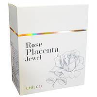 GINZA TOMATO Rose Placenta Jewel Экстракт плаценты дамасской розы в желе, 30 стиков по 10 г