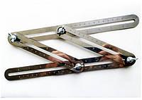 ⭐l Угломер нержавеющая сталь с лазерной гравировкой шкалы