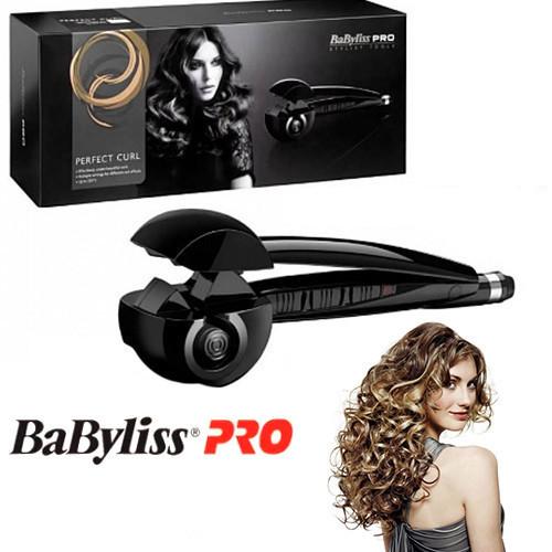 Машинка плойка для завивки волос Babyliss Pro Perfect Curl