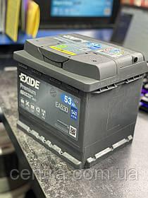 Автомобильный аккумулятор EXIDE PREMIUM EA530 53Ah