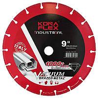 Алмазный диск по металлу Kona Flex 230 х 22,2 Metal