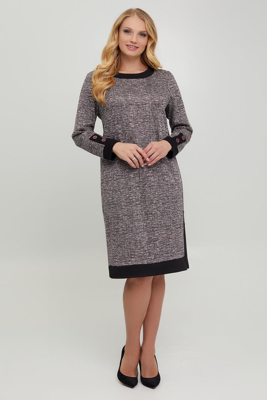 Платье из джерси Есения 52-62