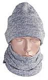 Шапка RFT Classic Ангора серый, фото 2
