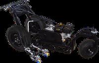 Машина для нанесения дорожной разметки АВД PULSAR 7000