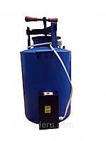 Автоклав синий бытовой электрический (30 литров) с цифровым терморегулятором