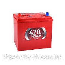 Автомобильный аккумуляторы MAXION PREMIUM ASIA 6СТ - 45 Аз JP Plus L