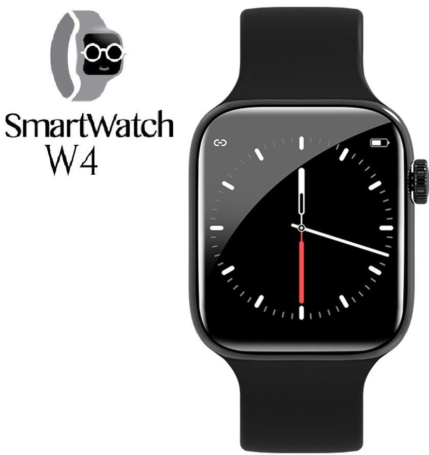 Смарт часы наручные W4.Умные часы Smart Watch W4