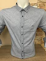 Батальная рубашка  Black Stone принт