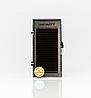 Ресницы INFINITY Ombre (коричневые кончики)   L 0.10 Mix 8-13