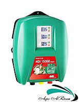 Генератор Power Profi NDI 15000  для электропастуха, 14,5 Дж, 230 V ,AKO, Германия, фото 1