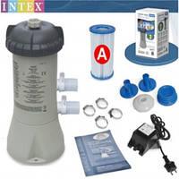 Фильтрующий насос Intex 28638( 3785 л/ч) оригинал