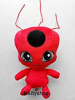 Мягкая игрушка Леди Баг и Супер Кот - квами Тикки 28 см