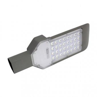 Світильник вуличний консольний SMD LED 30W 6400K 2042Lm 85-265V чорний