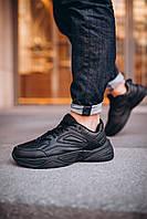 Кроссовки мужские кожаные CK x black / весенние осенние, фото 1