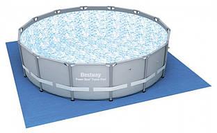 Коврик под бассейн 396*396 см