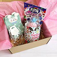 Подарок на 8 марта для доченьки, дочки, подарунок донечці на 8 березня