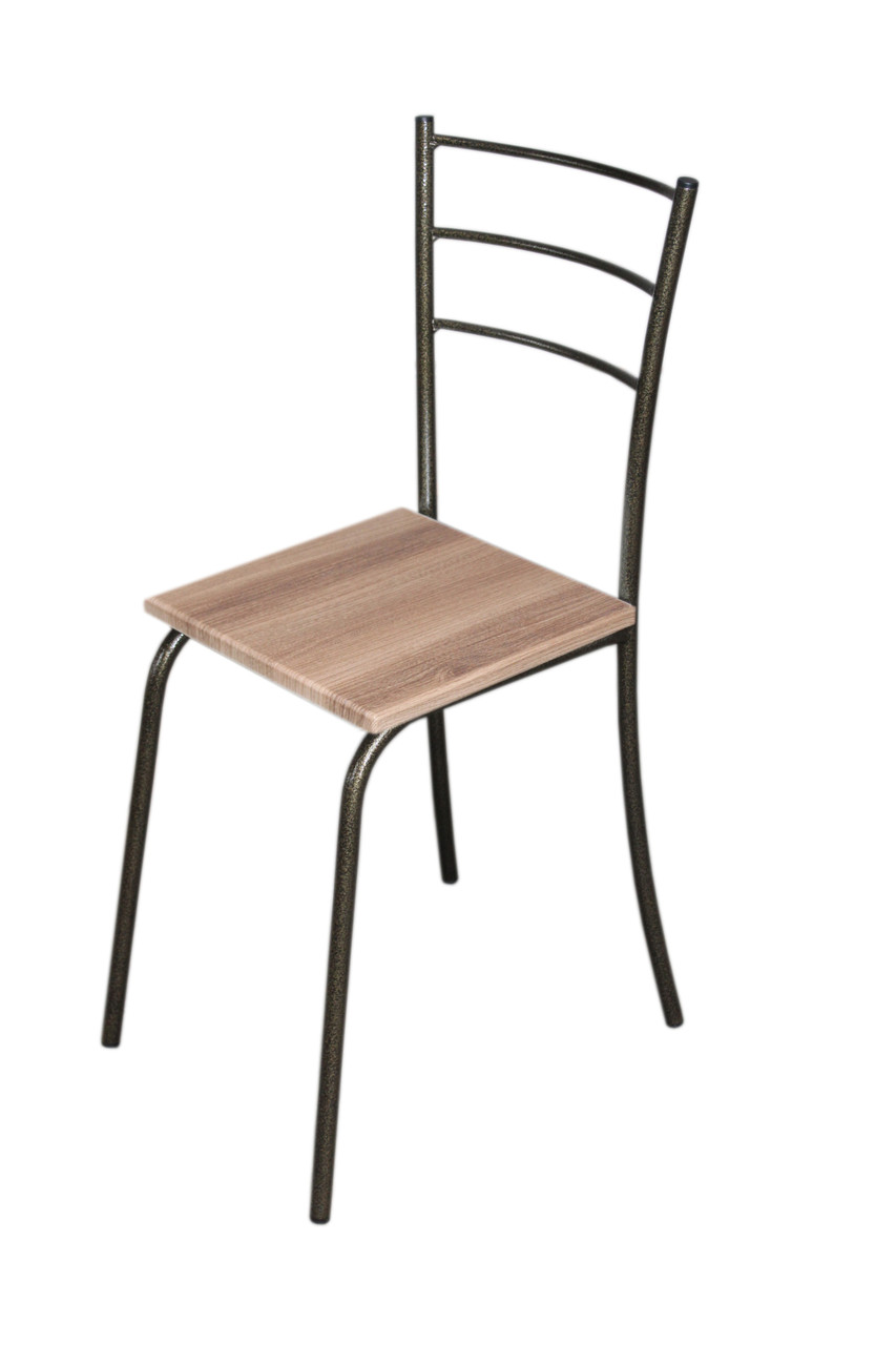 Металлические стулья для кухни Марко