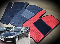 Коврики на Jaguar XF '09-15. Автоковрики EVA, фото 1