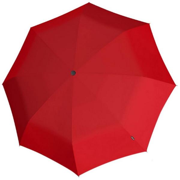 Зонт складной автомат Knirps 806 (диаметр: 970мм), красный