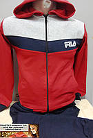 Детский спортивный костюм Фила  для подростка 6, 7, 8 лет
