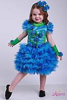 Карнавальный костюм Василёк для девочки, фото 1