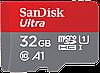 Карта памяти SanDisk Ultra A1 microSDXC 32GB C10 UHS-I (SDSQUNC-032G-ZN3MN)