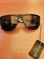 Очки мужские солнцезащитные с поляризационной линзой, черные, фото 1