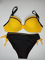 Купальник с мягкой чашкой Z.Five 5716-12 желтый на 46 48 50 52 54 размер