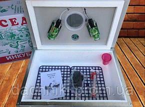 Инкубатор для яиц Наседка ИБ 70, ручной переворот, аналоговый терморегулятор, фото 2