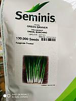 "Семена лука на перо Грин Баннер, суперранний 100 семян, ""Seminis"", Голландия для суперранней продукции"