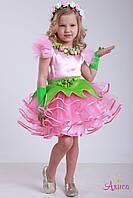 Карнавальный костюм Розочка, фото 1