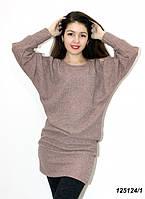 Женское платье - туника , летучая мышь 42 44 46 48