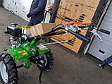 Мотоблок дизельний Кентавр МБ 2012ДЕ (12 л. с. електро стартер), фото 6