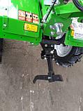 Мотоблок дизельный Кентавр МБ 2012ДЕ (12 л.с. электро стартер), фото 4