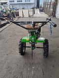 Мотоблок дизельный Кентавр МБ 2012ДЕ (12 л.с. электро стартер), фото 7