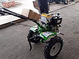 Мотоблок дизельний Кентавр МБ 2012ДЕ (12 л. с. електро стартер), фото 3