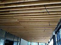 Подвесные потолки XXL WOODS 2020