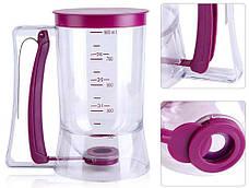 Диспенсер дозатор для жидкого теста — Batter Dispenser, фото 2