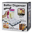 Диспенсер дозатор для жидкого теста — Batter Dispenser, фото 3
