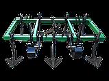 Культиватор для минитрактора КН-1,6 М с грудобоем Володар, фото 3