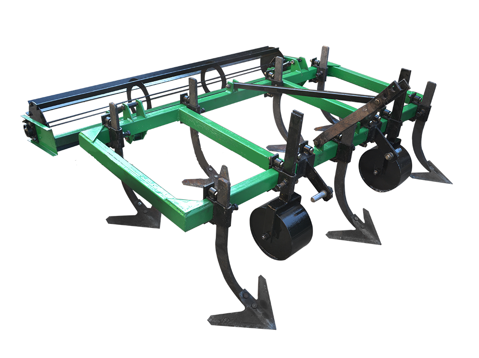 Культиватор для минитрактора КН-1,6 М с грудобоем Володар
